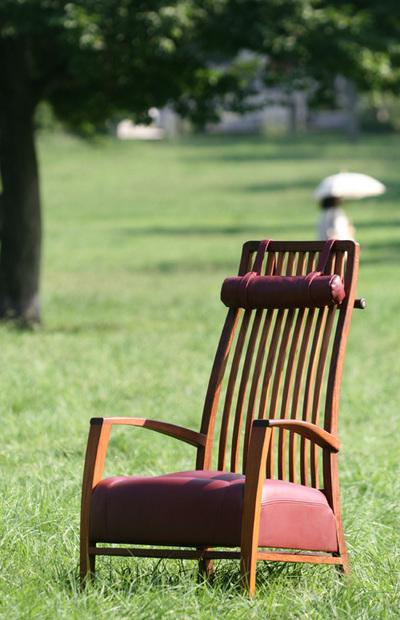 くつろぎきらきら椅子
