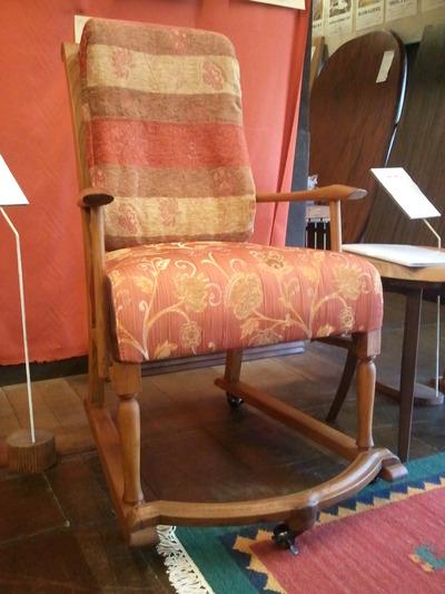 アリスの椅子キャスター