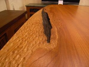 ケヤキ彫刻