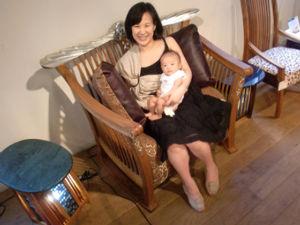 アラビアの椅子 (1)1