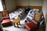 猿倉温泉 春のお部屋
