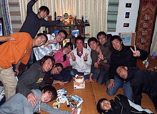はぴばーすでい☆20101127