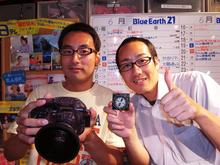 カメラ〜EIJISAMA☆