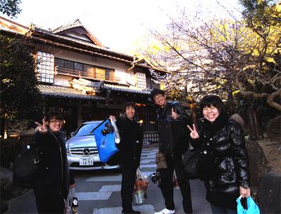 玉章園桜♪