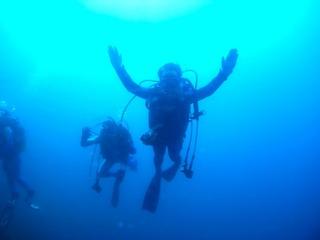 ダイビング