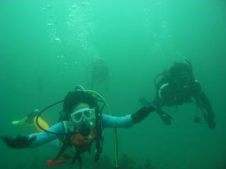海洋実習がんばってます 9.21真鶴