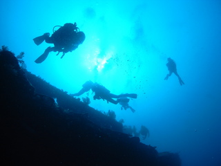 スキューバダイビング 2.15熱海