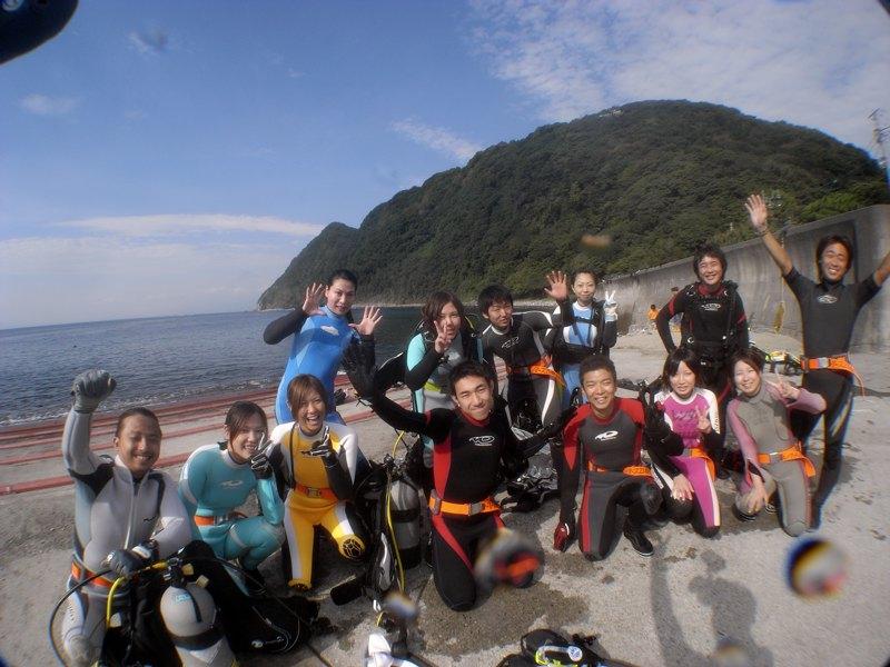 今日も楽しくダイビング 9.23井田