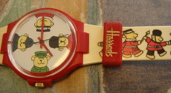 くまの時計