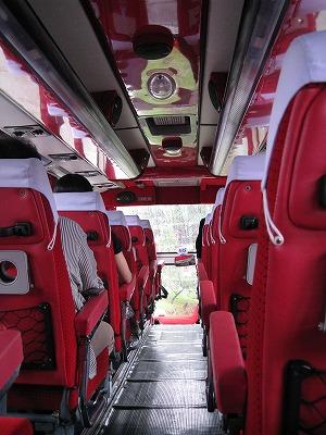 091001 観光バス車内