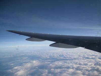 090930 飛行機から
