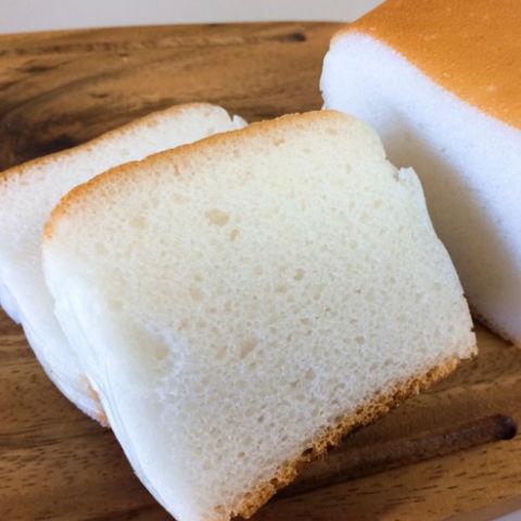ミズホチカラ  グルテンフリー米粉パン(オーブン使用)