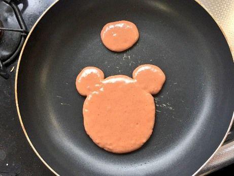 GFHT-くまちゃんパンケーキ工程