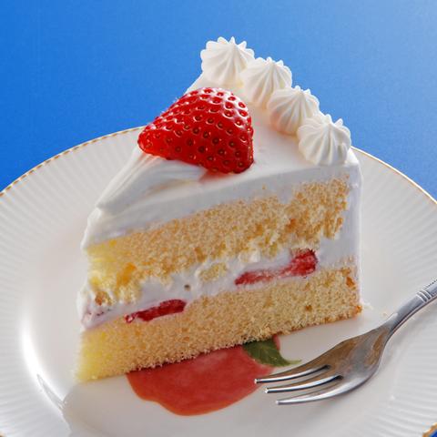新月 スポンジケーキ