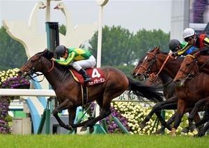 京都新聞杯 2015 サトノラーゼン