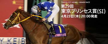 東京プリンセス賞2015