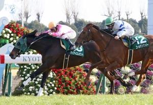 京都牝馬S 2015 ケイアイエレガント