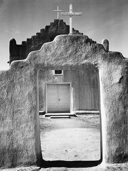 449px-Adams_Church_Taos_Pueblo