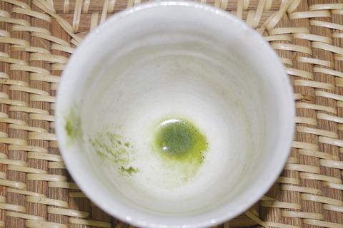 エバーライフ飲みごたえ野菜青汁をお湯で作って飲んだ