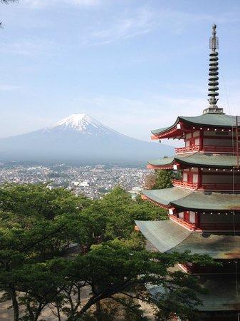 kawaguchi-sengen-shrine