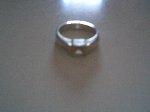 婚約指輪・・・