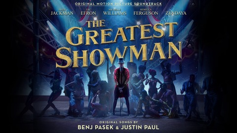 The Greatest Showmanのコピー