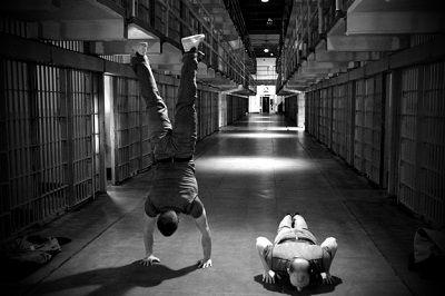囚人トレーニング