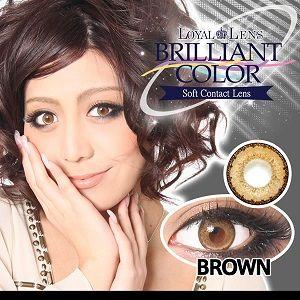 brilliant-brown