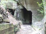 室岩洞入口