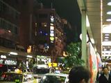 金沢の夜の街