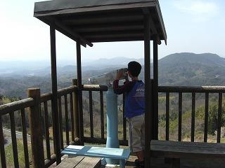 望遠鏡をのぞいてみよう!