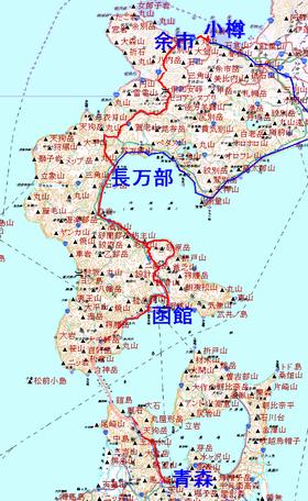 冬の 北海道 鉄道旅! 旅程ときっぷ : 三道楽ノート