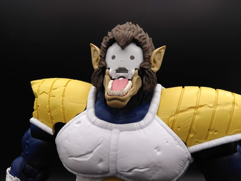 GREAT APE VEGETA 17