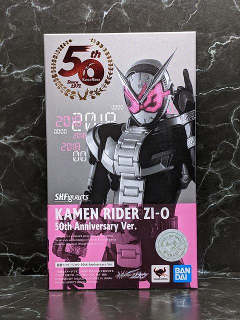 KAMEN RIDER ZI-O 50th Anniversary Ver. 01
