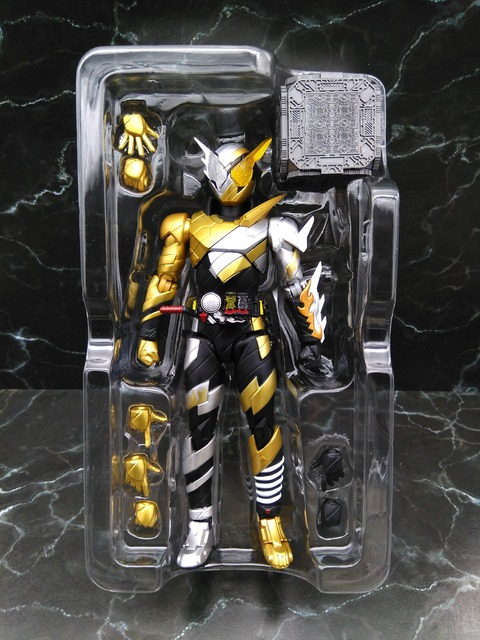 KAMEN RIDER BUILD TRIAL FORM 09