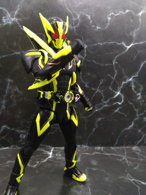 KAMEN RIDER ZERO-ONE SHINING HOPPER 21