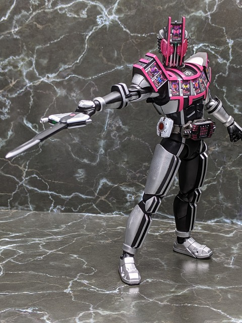 MASKED RIDER DECADE COMPLETE FORM 30