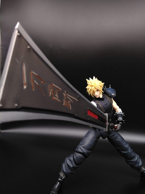 CLOUD STRIFE Ver.2 Event Limited Version 12