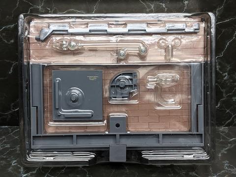 TAMASHII OPTION Brick Wall (Brown ver.) 05