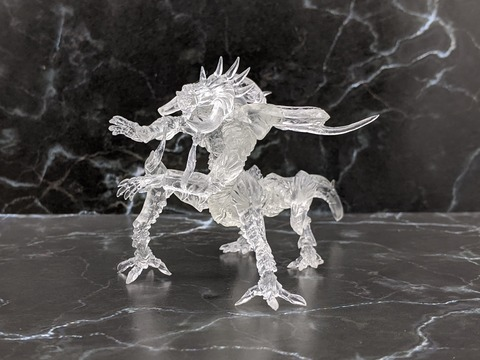 09 FINAL FANTASY CREATURES No.38 CRYSTAL 01z
