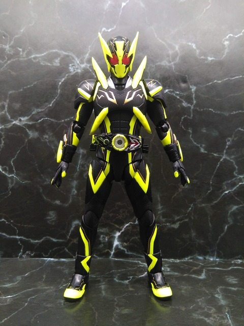 KAMEN RIDER ZERO-ONE SHINING HOPPER 10