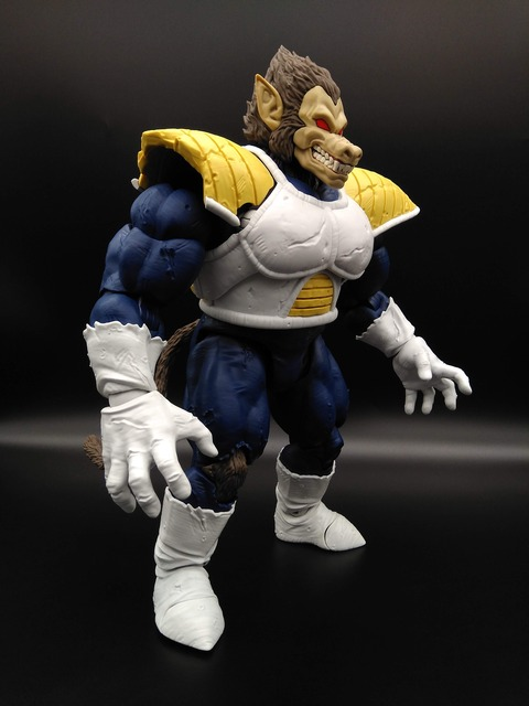 GREAT APE VEGETA 12