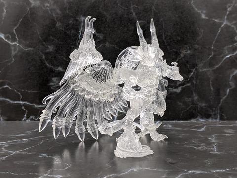 10 FINAL FANTASY CREATURES No.17 CRYSTAL 02z