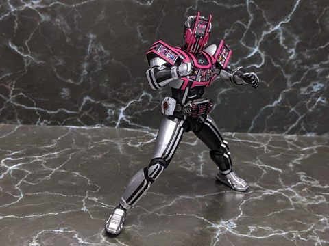 MASKED RIDER DECADE COMPLETE FORM 21