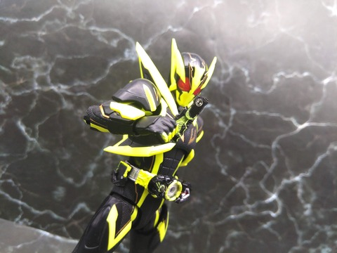 KAMEN RIDER ZERO-ONE SHINING HOPPER 16