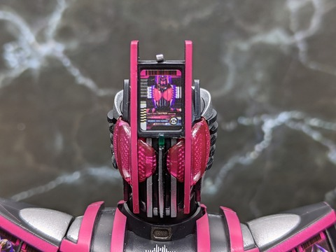 MASKED RIDER DECADE COMPLETE FORM 14