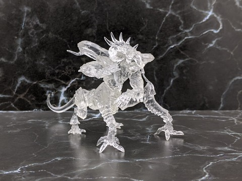 10 FINAL FANTASY CREATURES No.38 CRYSTAL 02z
