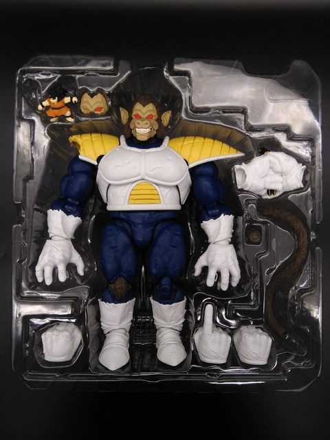 GREAT APE VEGETA 07