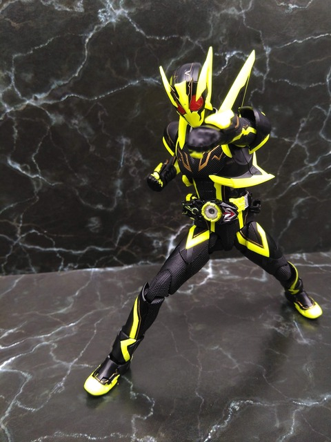 KAMEN RIDER ZERO-ONE SHINING HOPPER 26