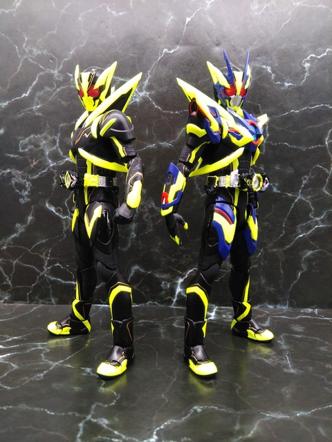 KAMEN RIDER ZERO-ONE SHINING HOPPER 36